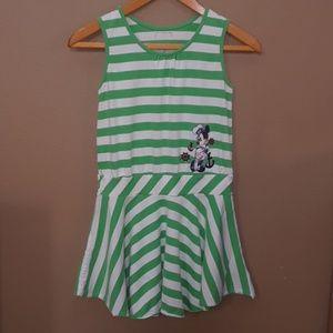 ⚓Girl's Nautical Disneyland Resort Mickey Dress XL